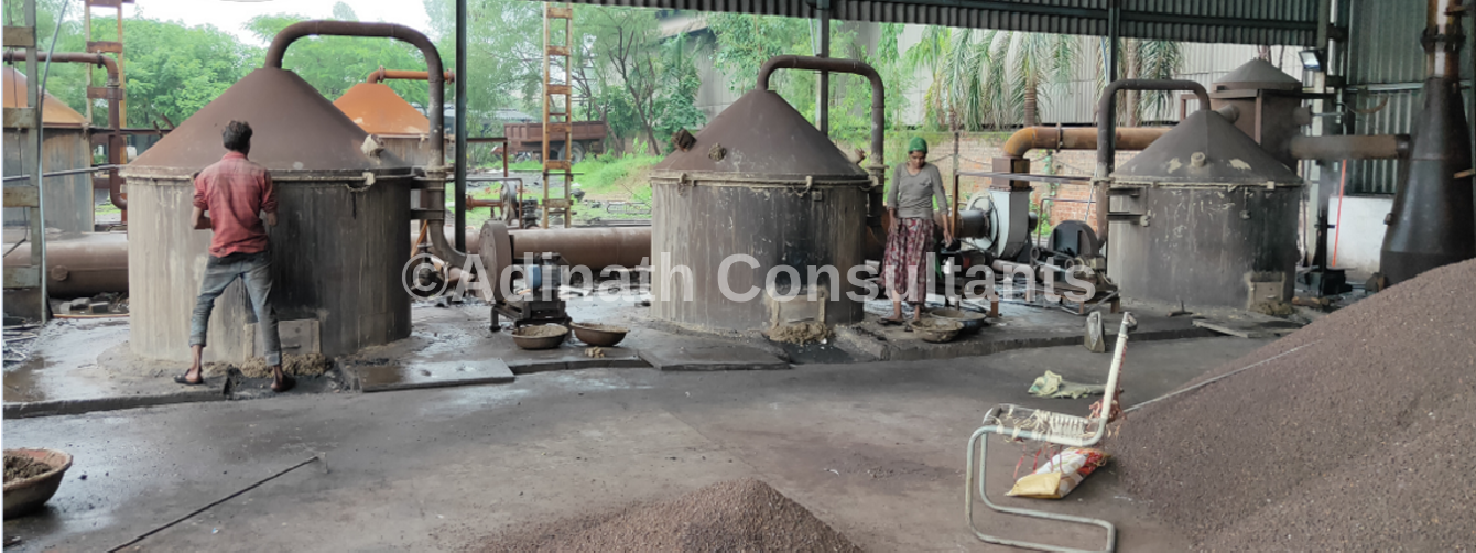 Adinath Consultants Manganese Oxide Plant